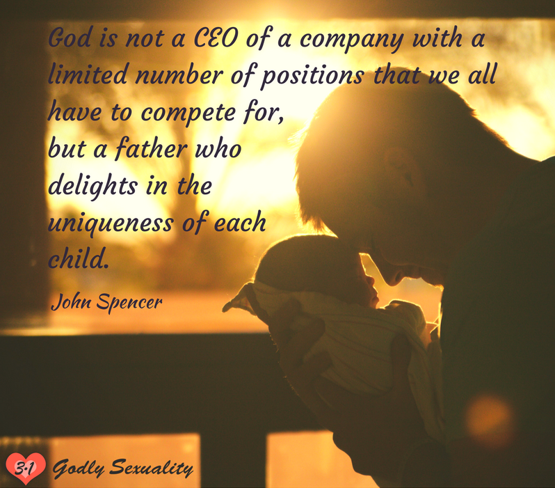 CEO or Father (godly children)