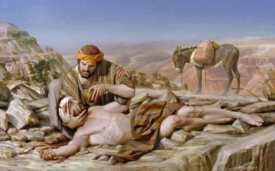 The Good Samaritan (Lk 10:25-37)