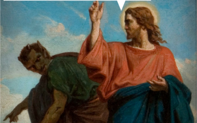 Matt 4:8-11 The temptation of Christ (Not the Bible)