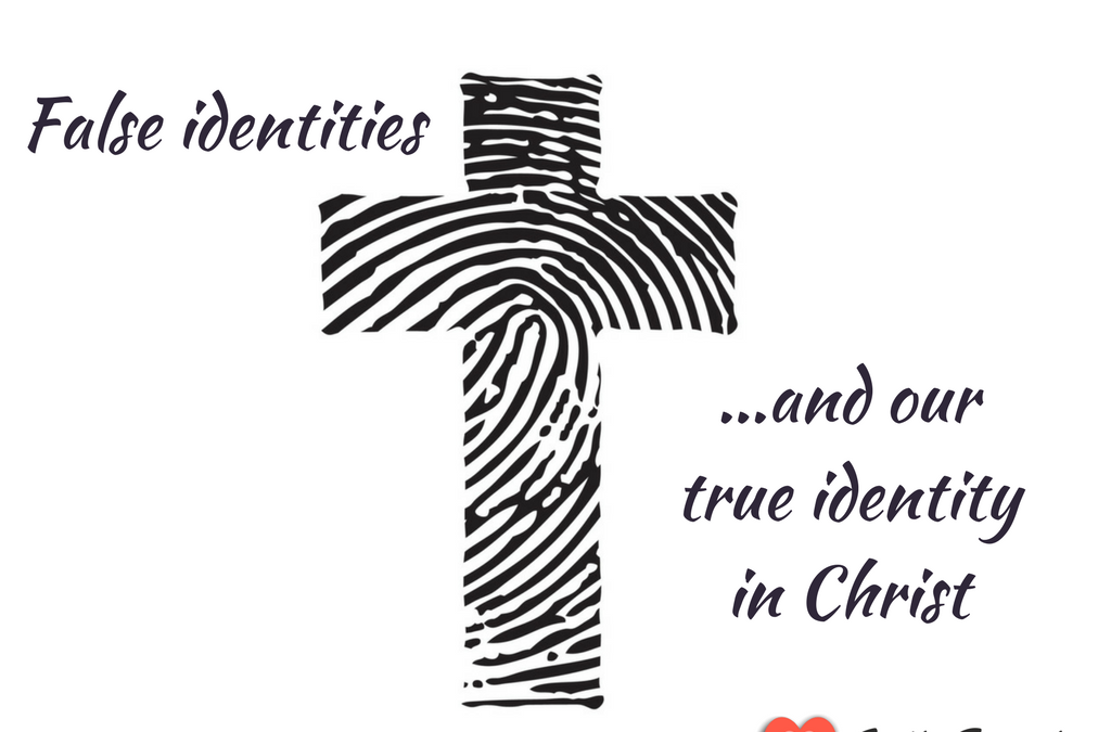 Taking off false identities part 2 (godly identity)