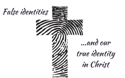 Taking off false identities part 1 (godly identity)