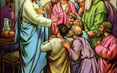 Matt 4:12 John imprisoned (Not the Bible)