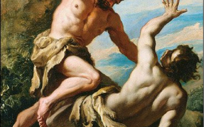 Cain & Abel and the Texas Church Massacre (Not the Bible)