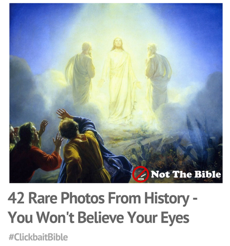 Clickbait Bible (part 3)