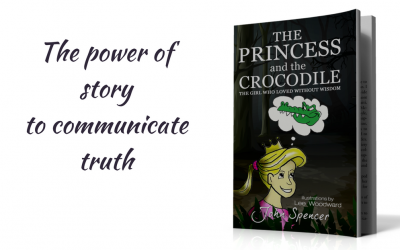 Using story to communicate truth (godly parenting)